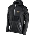 Nike Men's New Orleans Saints Vapor Speed Fly Rush Jacket