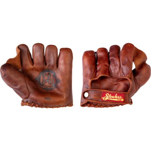 Shoeless Joe® Men's Golden Era Gloves 1910 Fielder's Glove - view number 1