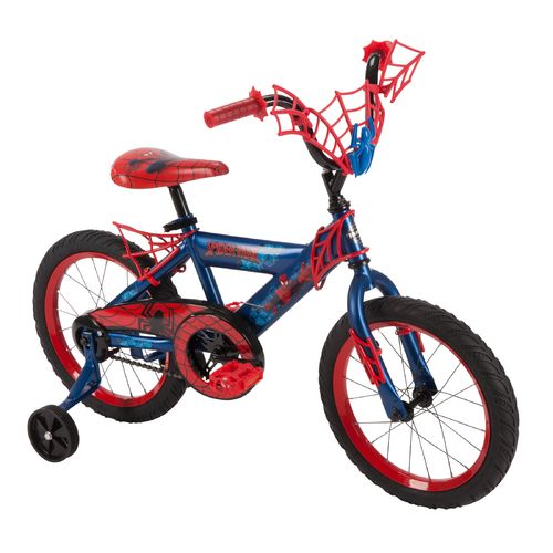 "Display product reviews for Huffy Boys' Spider-Man 16"" Bicycle"