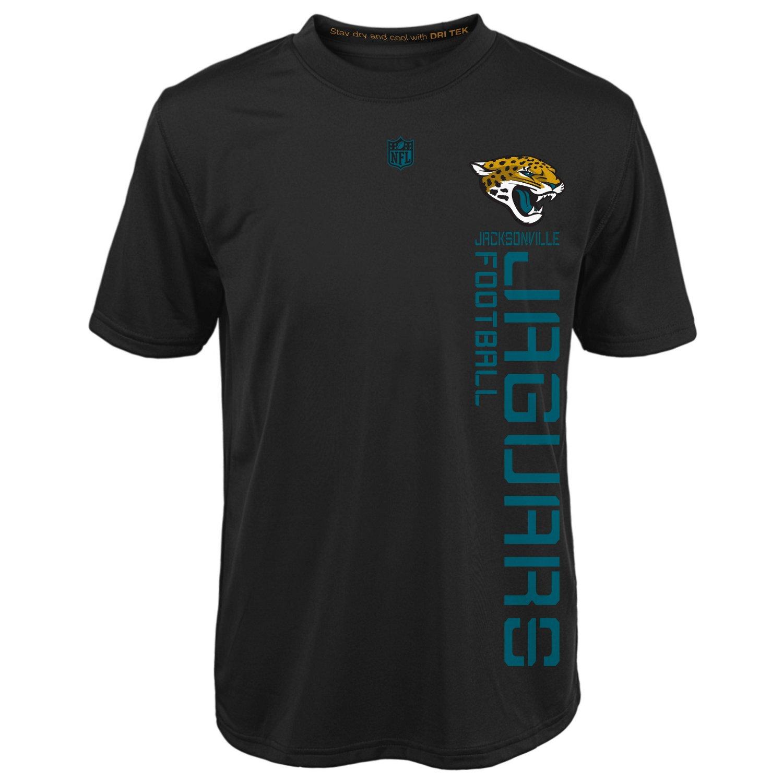 NFL Boys' Jacksonville Jaguars Dri-Tek Terminus T-shirt