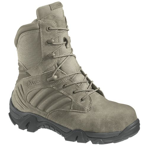Bates Men's GX-8 Composite-Toe Side-Zip Boots