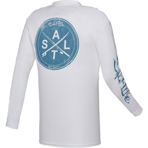 Salt Life™ Men's Stacked Long Sleeve T-shirt