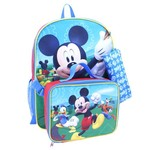 Disney™ Boys' Mickey Mouse Backpack with Lunch Pack