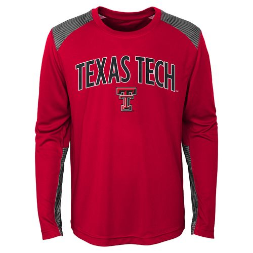 NCAA Boys' Texas Tech University Ellipse T-shirt