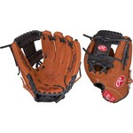 Rawlings Heart of the Hide 11.75 in Infield Baseball Glove Right-handed - view number 1