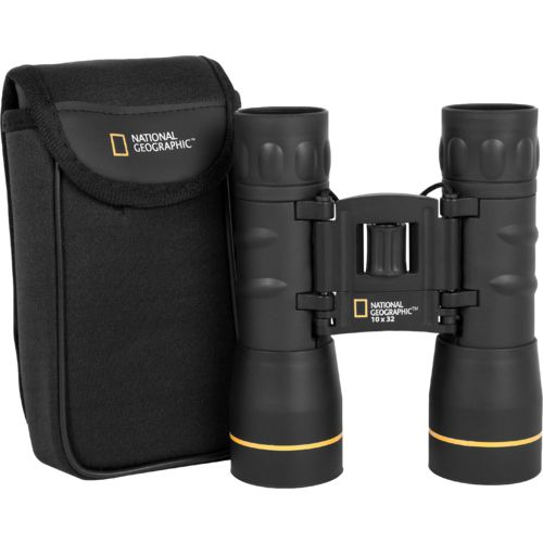 National Geographic 10 x 32 Performance Roof Prism Binoculars - view number 2