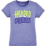 Under Armour® Girls' Headed For Greatness T-shirt