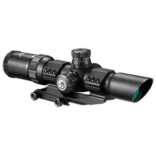 Display product reviews for Barska 1-4 x 28 SWAT-AR Riflescope