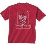 New World Graphics Boys' University of Oklahoma Southern Anchor T-shirt