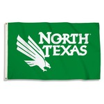 BSI University of North Texas 3'H x 5'W Flag