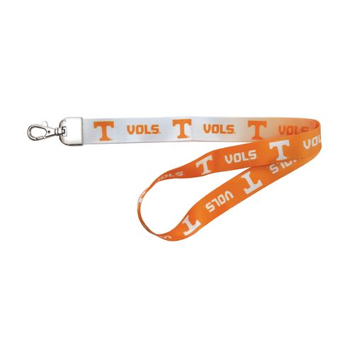 NCAA University of Tennessee Ombré Lanyard