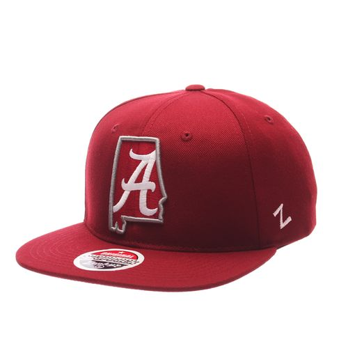 Zephyr Men's University of Alabama Statement Cap