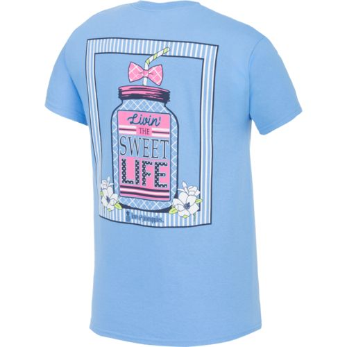 Love & Pineapples Women's Livin' the Sweet Life T-shirt