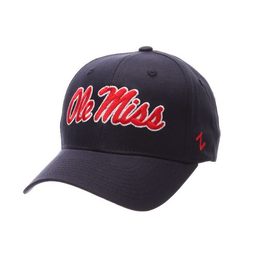 Zephyr Men's University of Mississippi Staple Cap