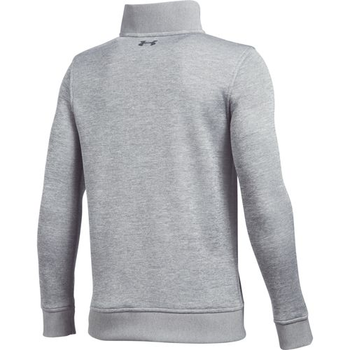 Under Armour Boys' UA Storm SweaterFleece 1/4 Zip Pullover - view number 2