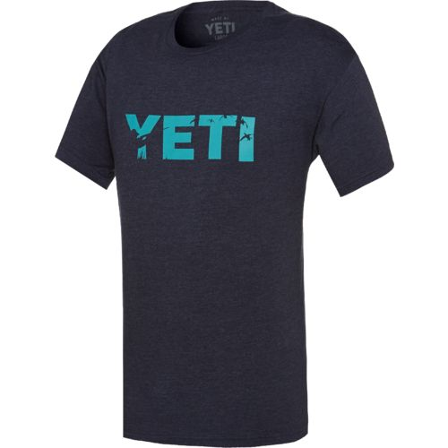 Display product reviews for YETI Men's Duck Hunting T-shirt