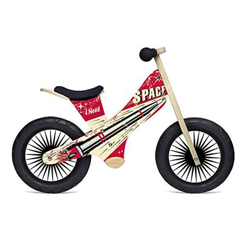 Kinderfeets Kids' Retro Rocket Balance Bicycle