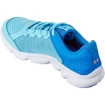 Under Armour Girls' Grade School UA Micro G Assert 6 Running Shoes - view number 3
