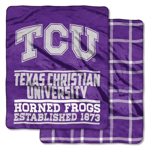 The Northwest Company Texas Christian University I-Cloud Throw