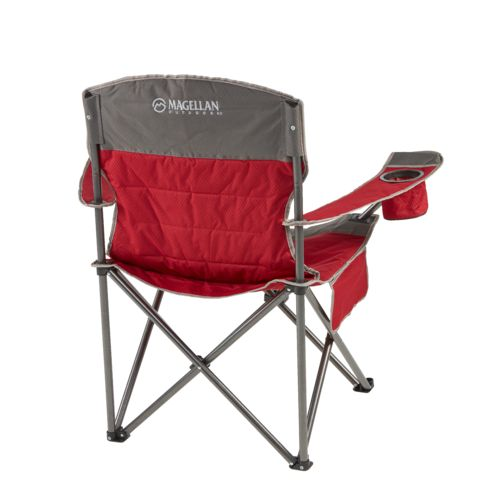 ... Magellan Outdoors Ultra Comfort Padded Mesh Chair   View Number 2 ...