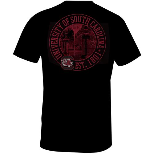 Image One Men's University of South Carolina Comfort Color T-shirt - view number 1