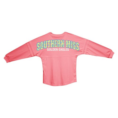 Boxercraft Women's University of Southern Mississippi Pom Pom Jersey