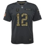 Nike Boys' Indianapolis Colts Andrew Luck Salute to Service Replica Jersey - view number 2