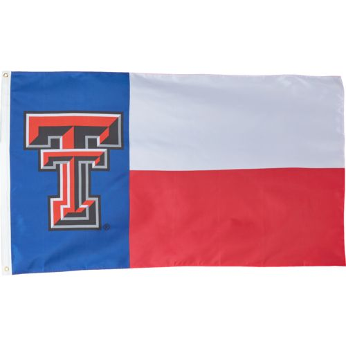 BSI Texas Tech University Motif Flag