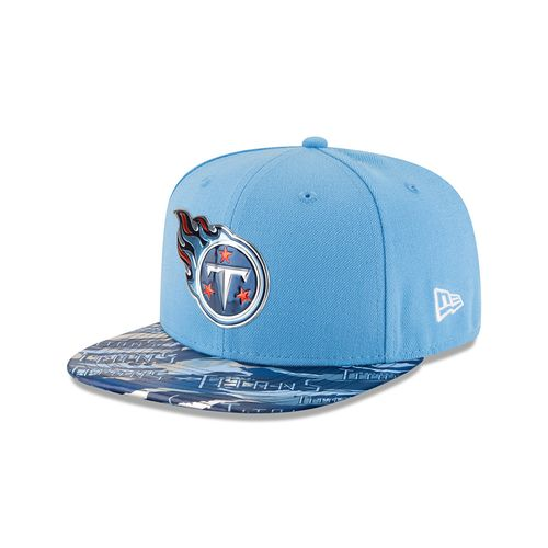 New Era Men's Tennessee Titans Color Rush 9FIFTY® Cap