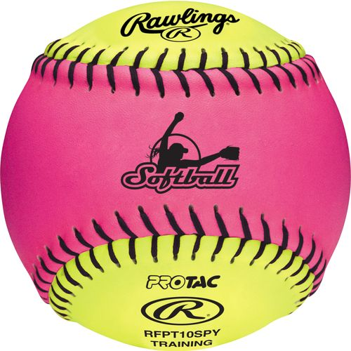 Display product reviews for Rawlings 10 in Girls' Training Fast-Pitch Softball