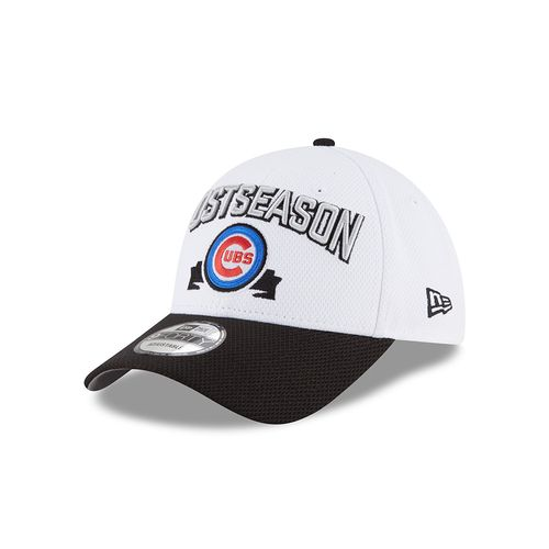 New Era Men's Chicago Cubs 9Forty 2016 NLDS Champions Locker Room Cap