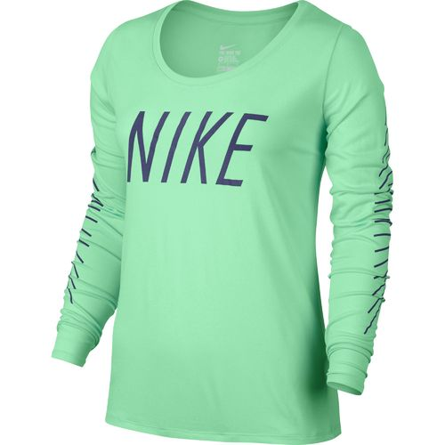 Nike™ Women's Dry Training Long Sleeve T-shirt