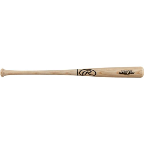 Rawlings Adults' 232 Hard Ash Wood Baseball Bat - view number 2