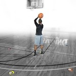 Spalding Basketball Shooting Spots - view number 6