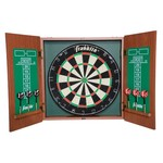 Franklin Pro Strike Bristle Dartboard with Cabinet - view number 1