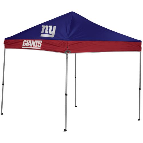 Coleman® New York Giants 9' x 9' Straight-Leg Canopy - view number 1