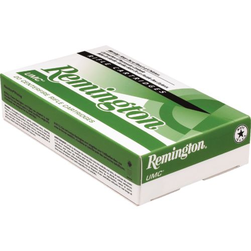 Remington .308 Win 150-Grain UMC Rifle Ammunition - view number 1