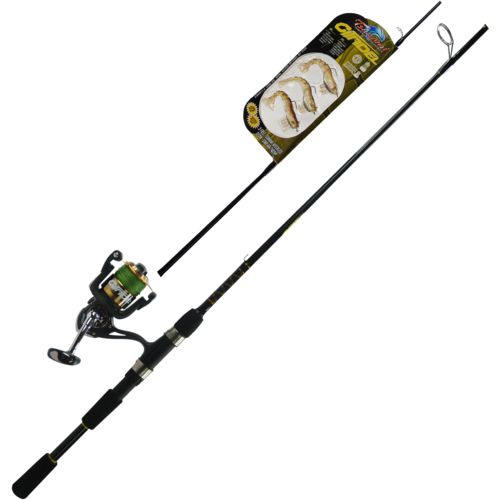 Tsunami Citadel 7'0' M Spinning Rod and Reel Combo