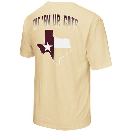 Colosseum Athletics™ Men's Texas State University Golden Boy T-shirt