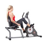 Body Power™ Deluxe Magnetic Recumbent Exercise Bike - view number 7