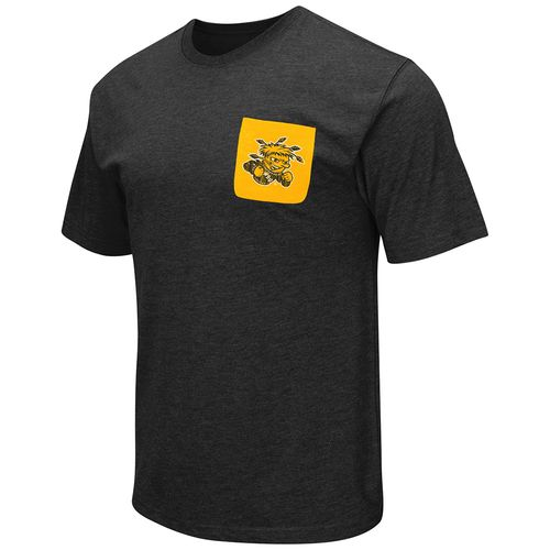 Colosseum Athletics™ Men's Wichita State University Banya Pocket T-shirt