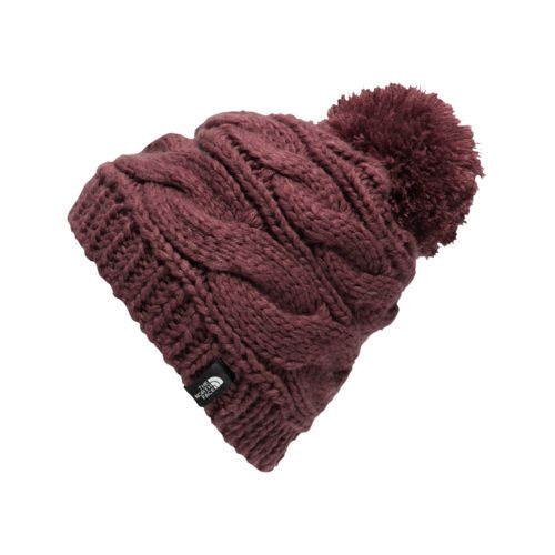 The North Face® Women's Triple Cable Pom Beanie