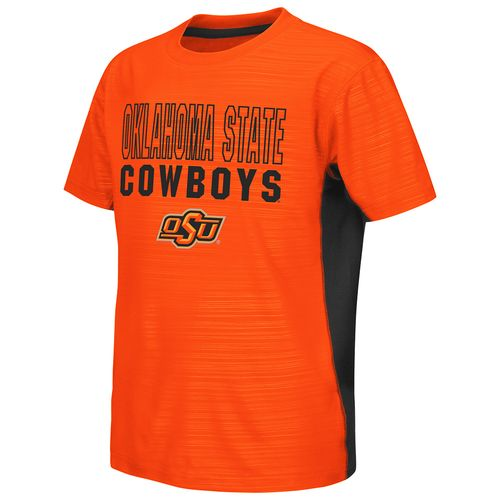 Colosseum Athletics™ Youth Oklahoma State University In the Vault Cut and Sew T-shirt