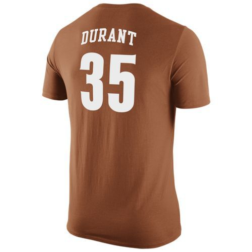 Nike Men's University of Texas Kevin Durant Future Star T-shirt