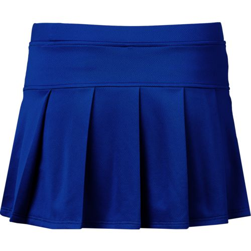 BCG Girls' Basic Moisture Wicking Pleated Tennis Skort - view number 1