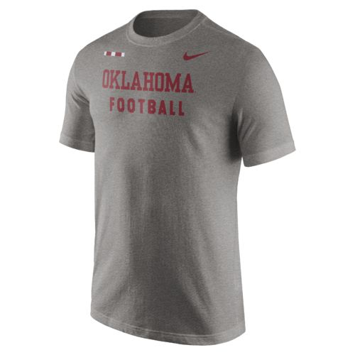 Nike™ Men's University of Oklahoma Facility T-shirt