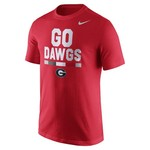 Nike™ Men's University of Georgia Local Verbiage T-shirt - view number 1