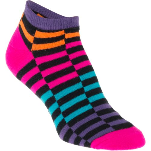 BCG Women's Bright and Fun Fashion Socks 10 Pairs