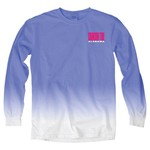 Blue 84 Women's University of Alabama Ombré Long Sleeve Shirt - view number 2