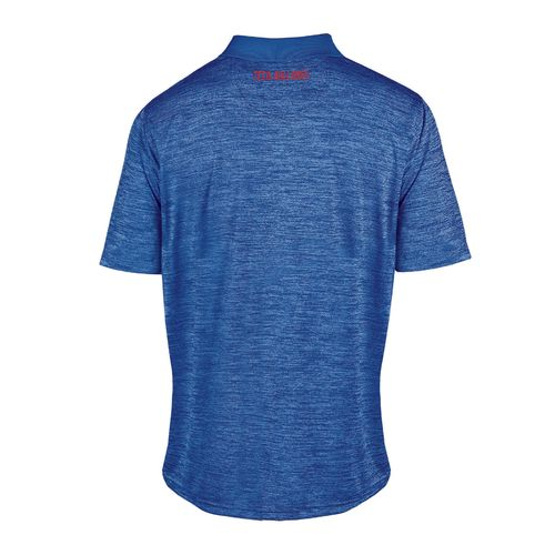 Champion™ Men's Louisiana Tech University Synthetic Colorblock Polo Shirt - view number 2